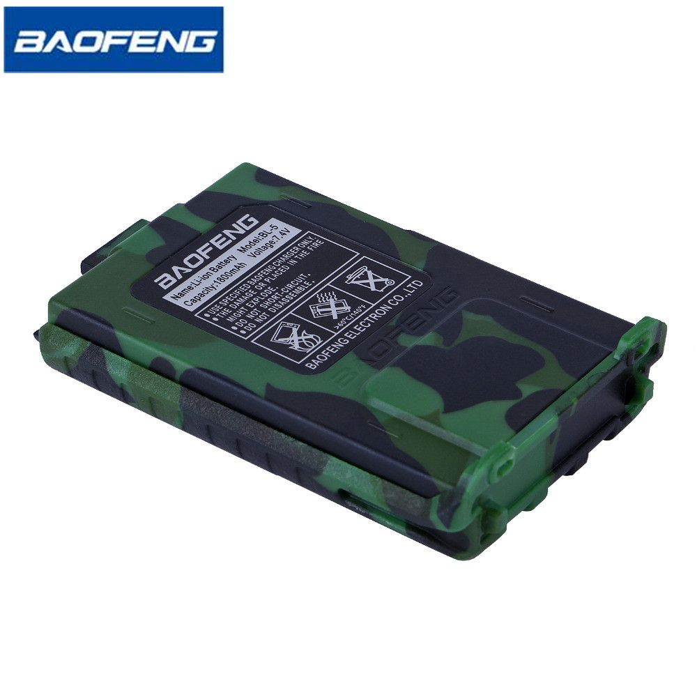 Baofeng UV 5R batterie D'origine Capacité talkie walkie batterie 1800 mAh pour Baofeng UV-5R UV-5RE UV5RE deux-way radio