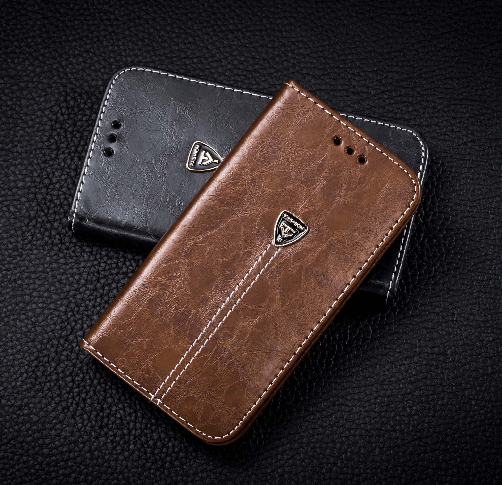 Case for Sony Xperia Z3 Luxury Flip PU Leather Case Cover for Sony Xperia Z3 / L55T D6603 D6643 D6653 D6633 Capa Phone Cases