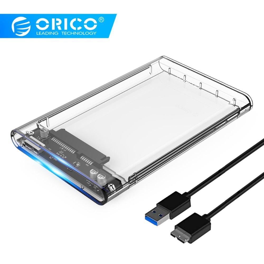 Boîtier disque dur ORICO 2.5
