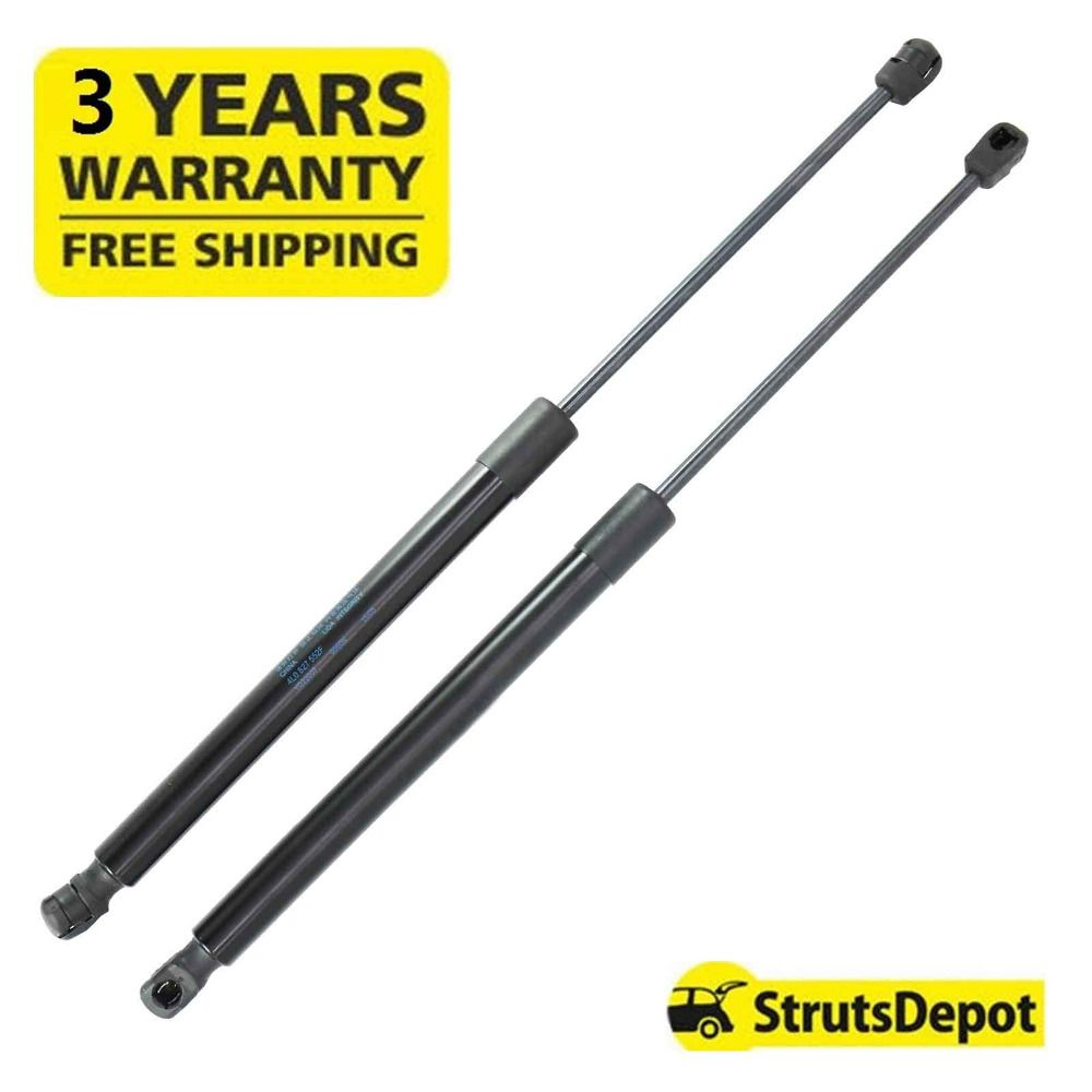 2Pcs For Audi Q7 Car-Styling 2007 2008 2009 2010 2011 2012 2013 2014 2015 2016 2017 Gas Struts Boot Strut Tailgate Gas Spring