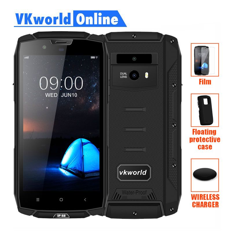 Vkworld VK7000 Waterproof Rugged mobile phone 5.2