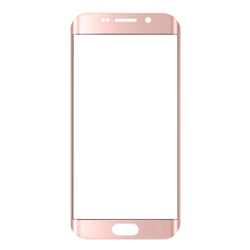 LOVAIN 10Pcs For Samsung Galaxy S6 Edge G925F G925 Edge Plus G928 Front Glass Touch Screen LCD Outer Panel Top Lens Replacement