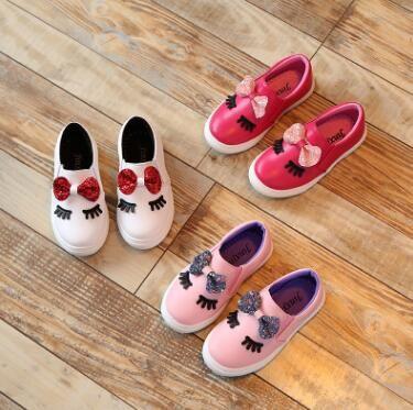 2018 jieshan New Fashion Children Shoes Kids Sneaker Shoes Light Wings USB Children's Sneakers Cute girls shoes