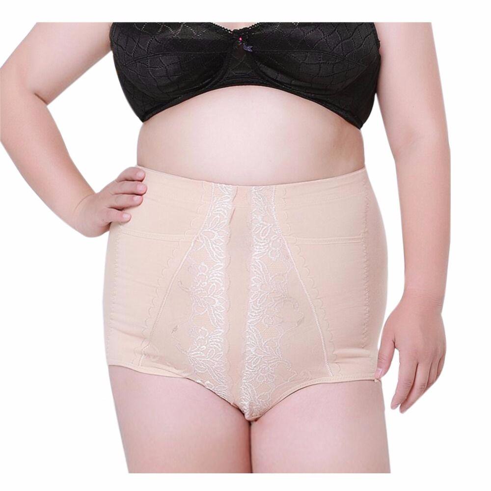 Culotte correctrice pantalon femme culotte sans couture taille haute grande taille sous-vêtements pour femme slips grande taille coton culotte extensible