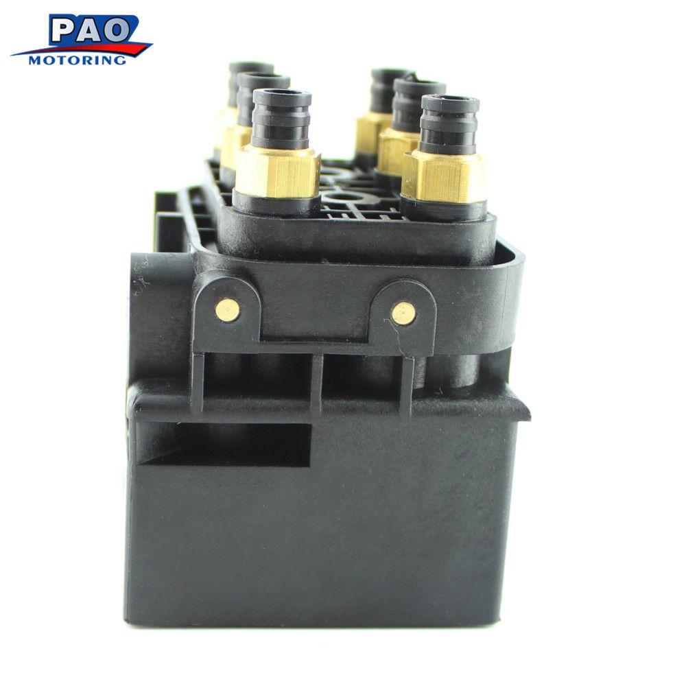 New Block Luftfederung Versorgung Für Volkswagen Touareg Q7 4L 2004-2010 7L0698014 4L0698007C