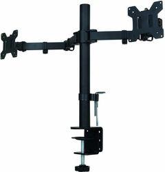 Suptek Fully Adjustable Dual Arm LCD LED Monitor Desk Mount Stand Bracket for 13