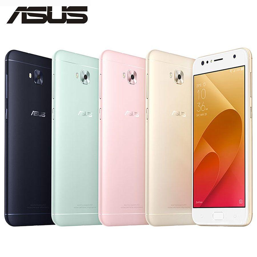 ASUS Selfie Telefon ASUS ZenFone 4 Selfie ZD553KL 4G LTE Handy 4 GB 64 GB OctaCore 5,5 16MP + 20MP Kamera Dual SIM Android 8.1
