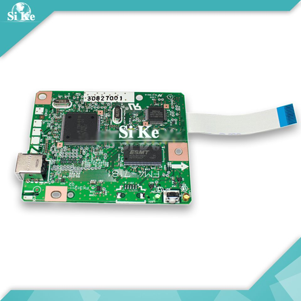Free shipping 100% tested Formatter board main board for canon LBP6200D LBP 6200D 6200 FM4-7181 on sale