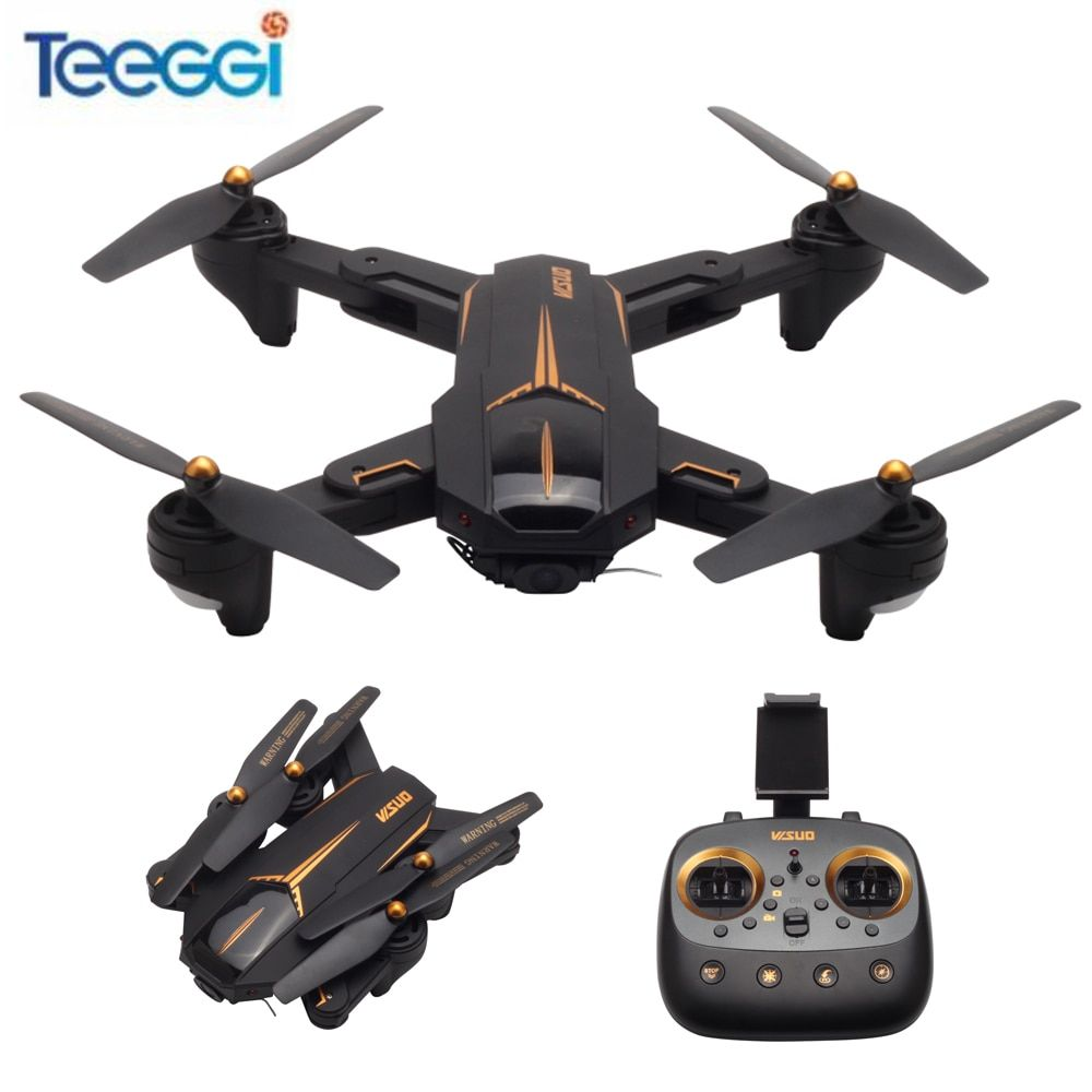 VISUO XS812 GPS RC Drone with 2MP/5MP HD Camera WIFI FPV RC Quadcopter Helicopter Altitude Hold RTF Kids Birth Gift VS XS809S E5