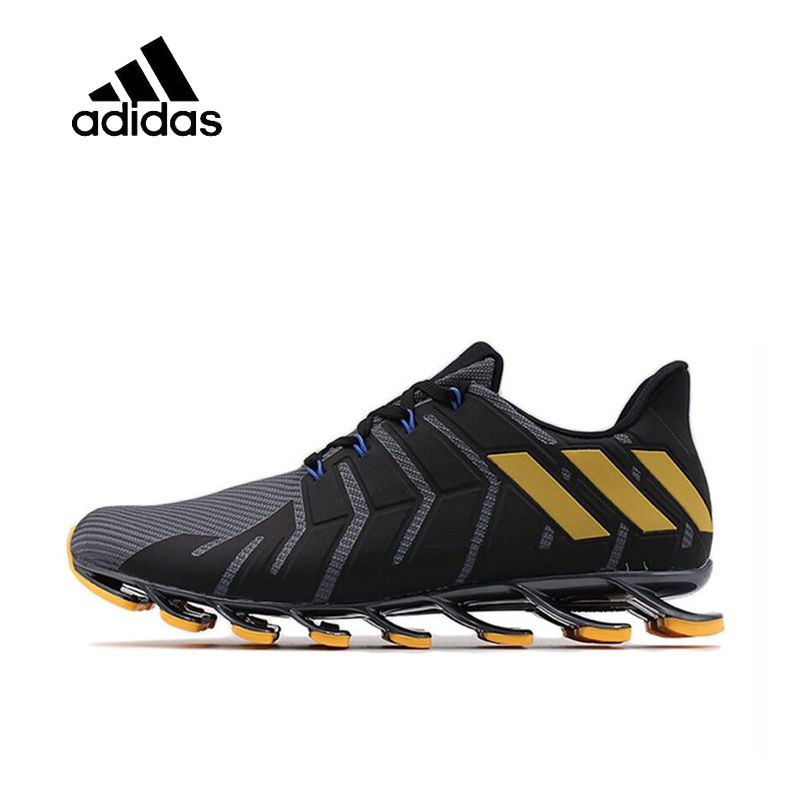 Original New Arrival Adidas Official Springblade pro m Men's Running Breathable Shoes Sneakers
