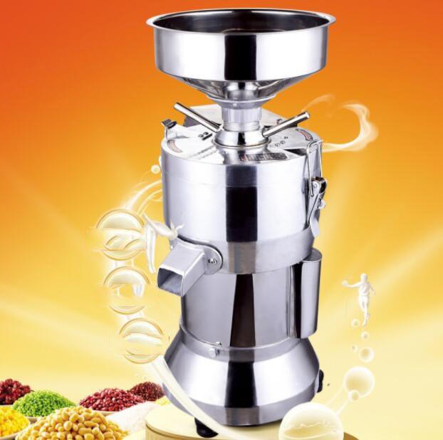 Accessoires-schleifer passier-maschine 110 V 220 V abrieb mühle Refiner Schlacke gülle trennung sojamilch maschine tofu maschine