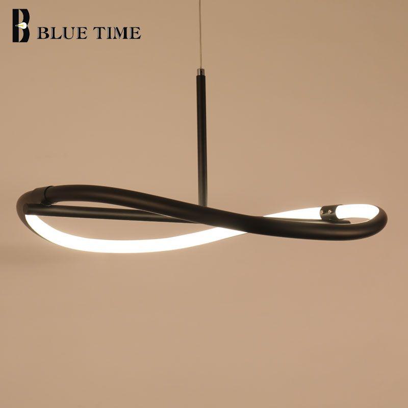 Simple Modern LED Chandelier For Dining room Kitchen Living room Lamp Creative Hanging Lamp Led Chandelier Lighting Luminaires