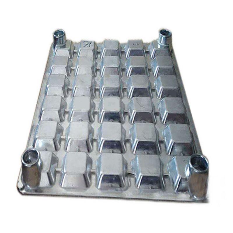 Silver Dumpling Mold Ravioli Maker Gadgets Fast Press Pasta Pie Dumpling Making Tools for Kitchen Cooking Tooll