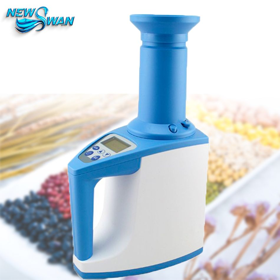 High Precision Automatic Digital Grain Corn Rice Wheat Moisture Humidity Gauge Meter Tester Detector LDS-1G