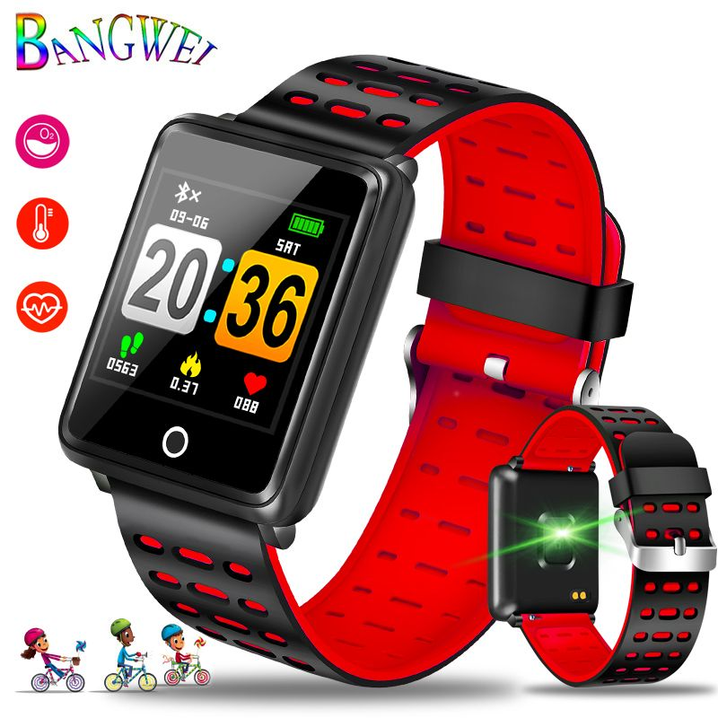 Smart Watch OLED Color Big Screen men Fashion Fitness Tracker Heart Rate Blood Pressure Oxygen Smartwatch Sport Smart bracelet