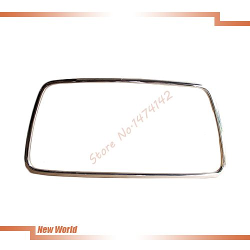 Car styling Front Bumper Radiator Molding Grill Chrome For Mitsubishi Lancer X 10 2007-2014