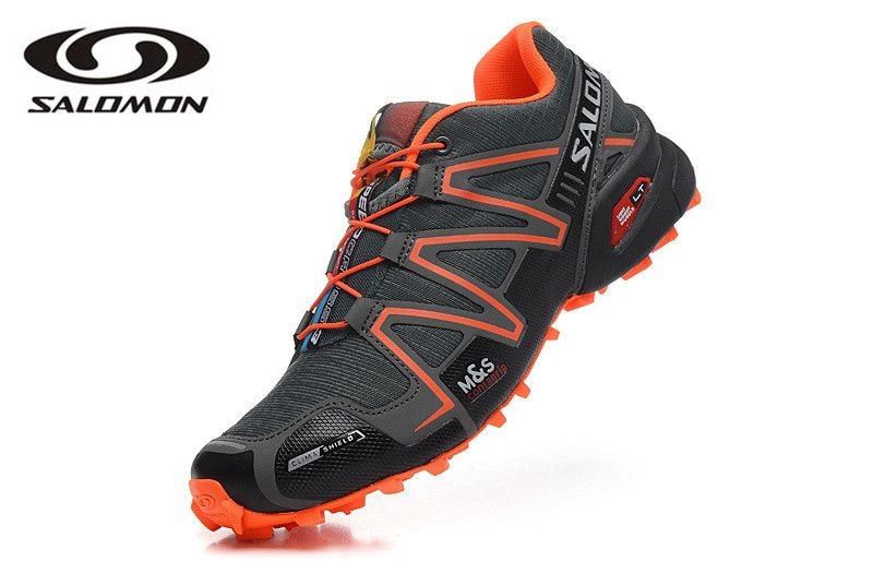 Salomon Speed Cross 3 CS cross-country running shoes Brand Sneakers Male Athletic Sport Shoes SPEEDCROS Running Shoes