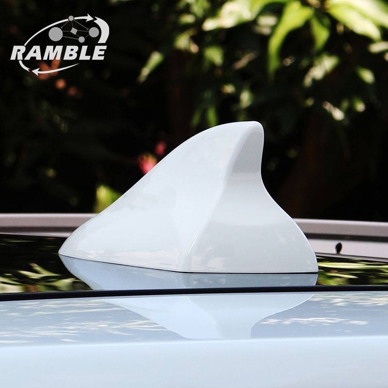 Ramble Brand For Nissan X Trail Qashqai Antenna Shark Fin Radio Aerial For X-trail Qashqai Refit Auto Roof Antena Advanced