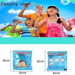 10ml Soap Bubble Concentrate toy bubbles liquid Children Gazillion soap bubbles water for kids