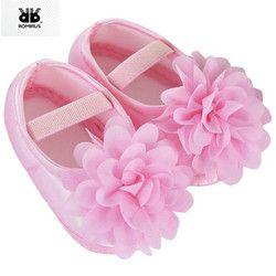 ROMIRUS Bébé Chaussures Sapatinhos Par Bebe Menina Mocassins Nouveau-Né Filles Chaussons pour Bébés Chaussures Sneakers infantil menina bébés