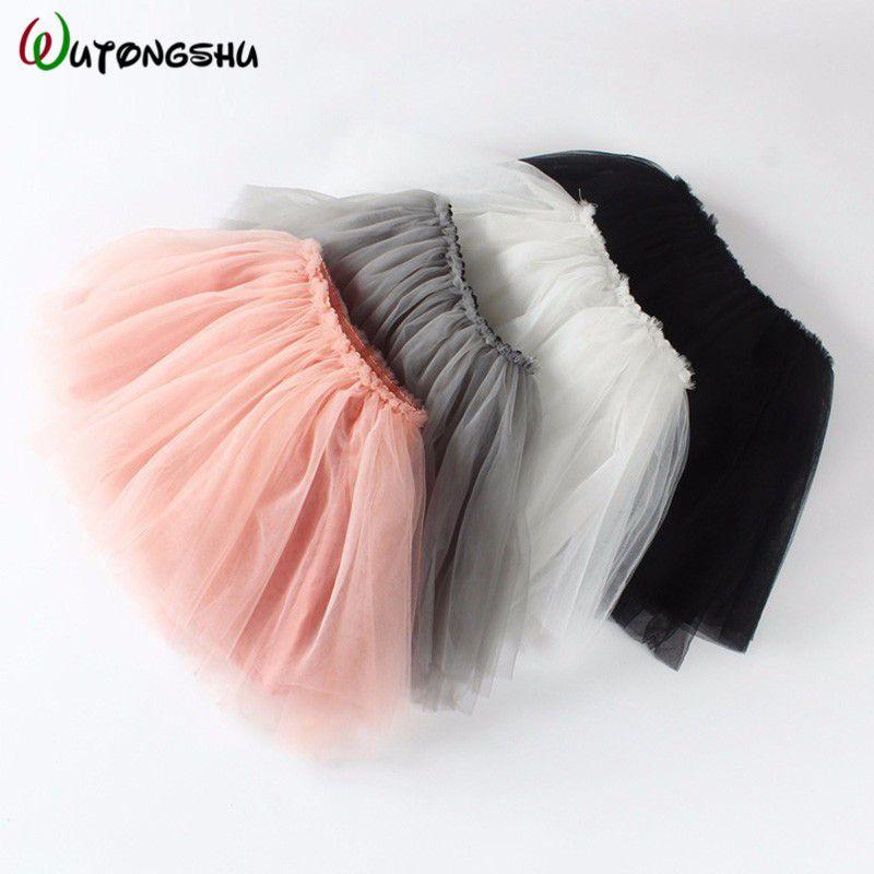 Baby Girl Clothes Christmas Pink Tutu Skirt Kids Princess Girls Skirt Ball Gown Pettiskirt Birthday Party Kawaii Skirts 0-3Y Old
