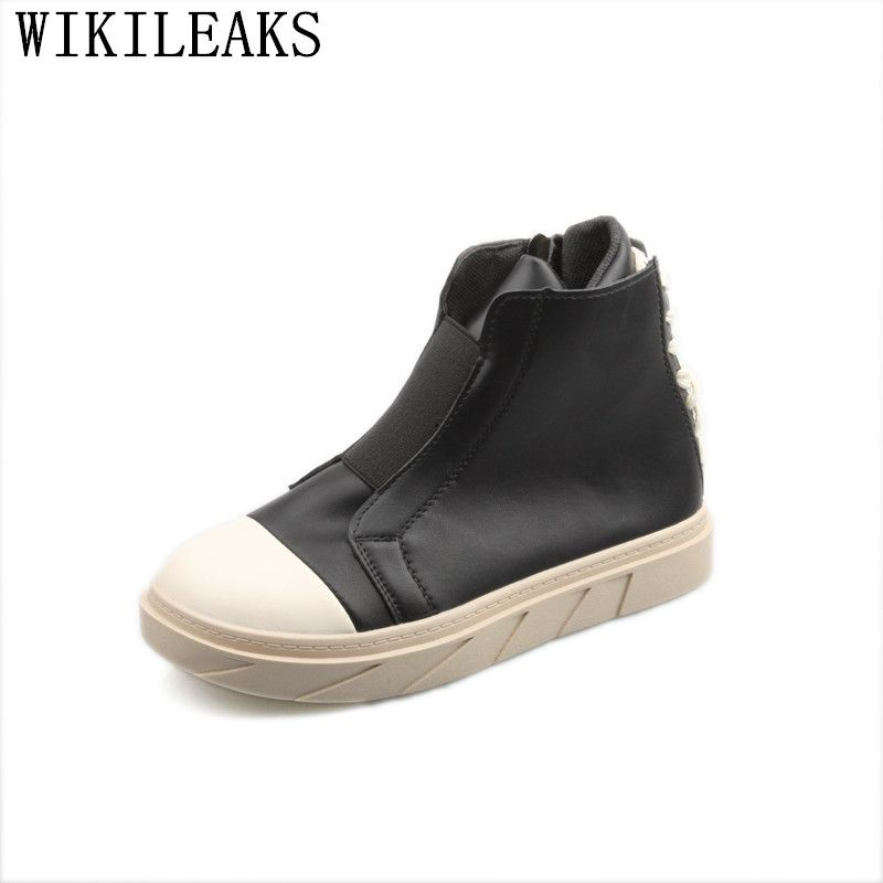 Marca de lujo zapatos de las mujeres plataforma zapatillas tenis feminino femme zapatillas mujer casual basket 2017 diseñador mujer zapatos planos