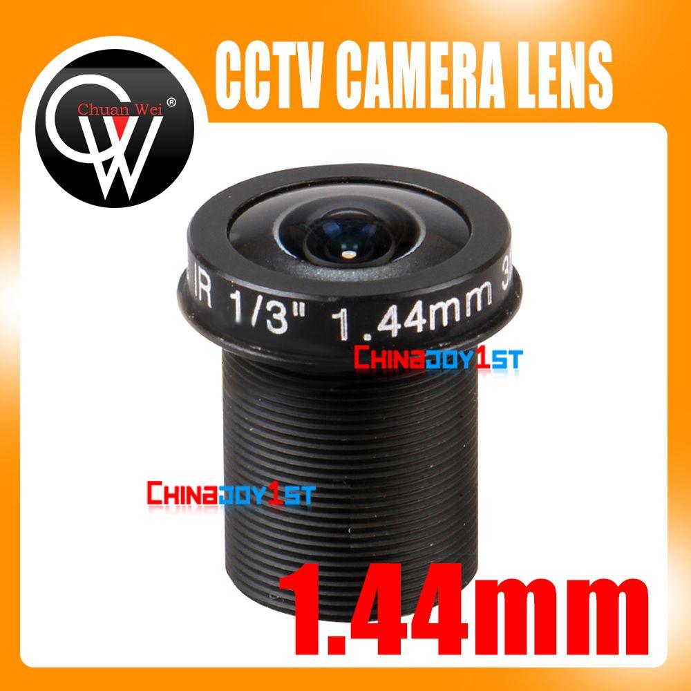 5MP Panoramique 1.44mm lentille 180 Degrés F2.0 1/3