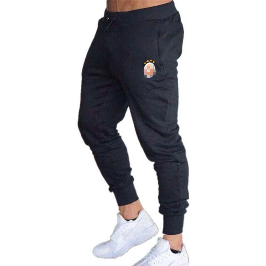 95% coton LOGO personnalisé pantalons de survêtement pour hommes pantalons de survêtement pour hommes