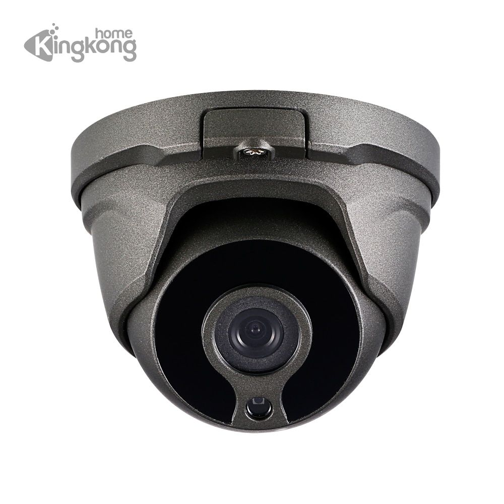 Kingkonghome POE IP Camera 1080P 960P 720P Surveillance Outdoor IP Camera ONVIF CCTV Camera dome IP Cam
