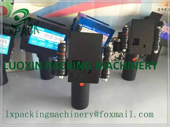 LX-PACK Lowest Factory Price Industrial inkjet printing laser marking case coding versatile handheld inkjet printers Ink Supply
