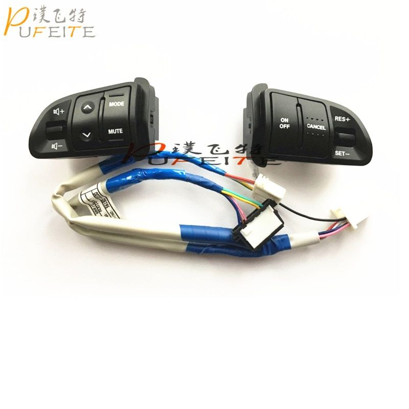 Steering wheel button For KIA Sportager original Steering wheel Audio,channel and Constant speed cruise control button