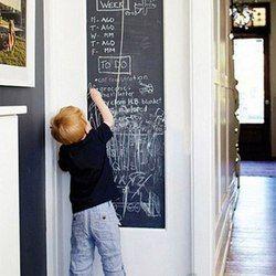 Creative Novelty 45x200cm Chalk Board Blackboard Vinyl Draw Chalkboard