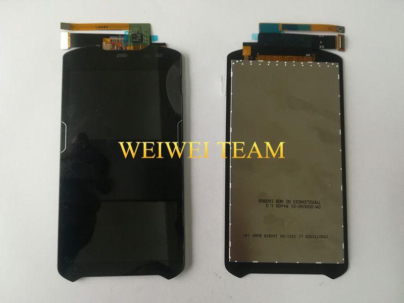 Ursprüngliche Neue für Symbol zebra TC51 TC56 lcd-bildschirm lcd display mit touchscreen collector PDA