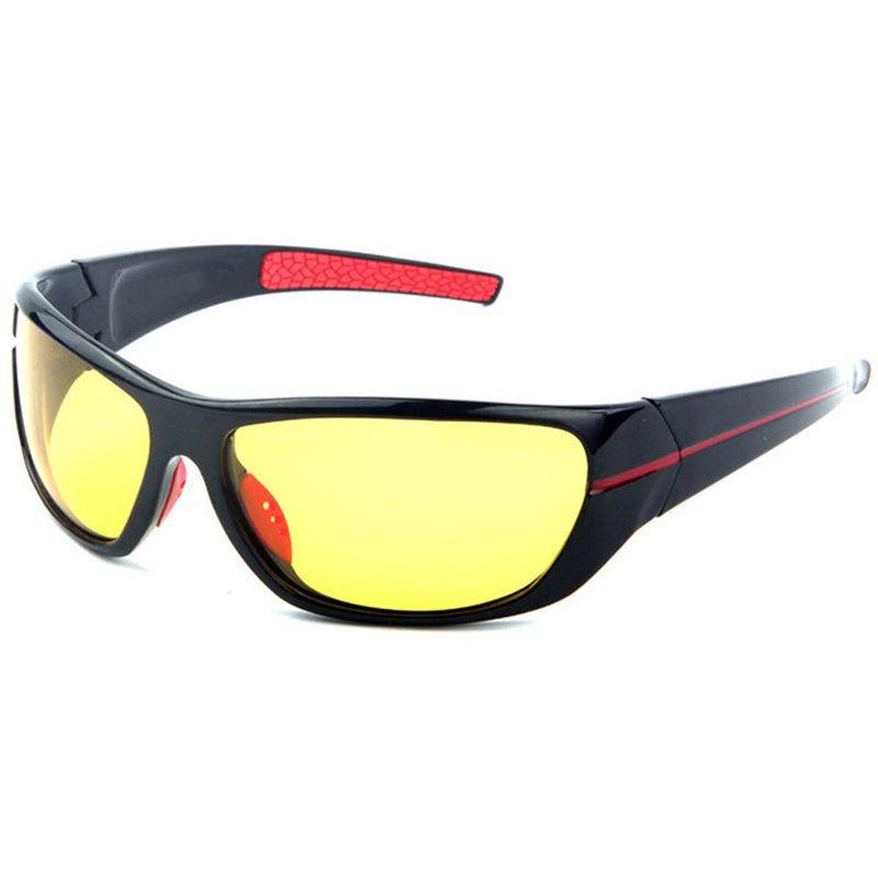 2018 lunettes de Soleil Polarisées Hommes Sport De Pêche Nuit de Conduite à Vélo Lunettes Haute Qualité Gafas Hombre Polarizadas Oculos Ciclismo