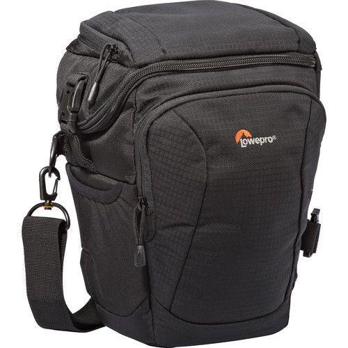 Lowepro Toploader Pro 70 AW II DSLR Camera Bag Holster Shoulder Bag New BLACK