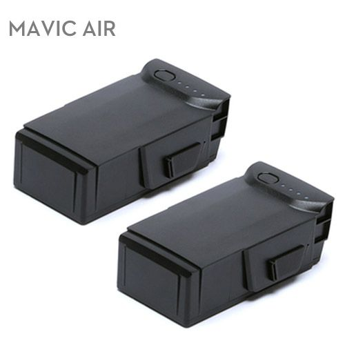 2Pcs Original DJI Mavic Air Battery Intelligent Flight Batteries Max 21-min Flight time 2375mAh 11.55 V for Dji Mavic Air Drone