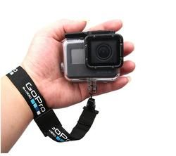 Nylon Adjustable Safety Wrist Strap String Hand Lanyard Rope Cord For GoPro HERO5 4 3+ 3 2 1 Camera Tripod Monopod Accessories