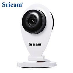 Sricam SP009 HD 720 P экшн-камера с Wi-Fi IP Камера Беспроводной P2P Видеоняни и радионяни сети видеонаблюдения Камера с отсекающим ИК-область спектра, дв...