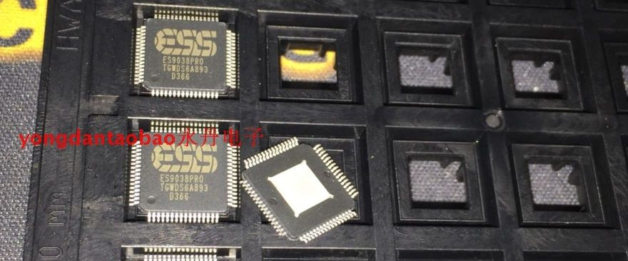 NEUE ESS ES9018 IC ES9028 ES9028PRO chip ES9038 ES9038PRO DAC original authentischen