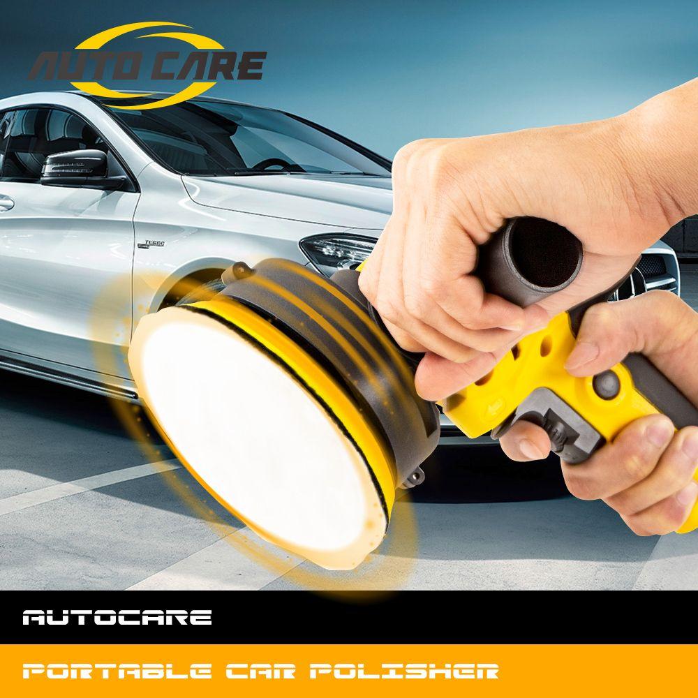 220 V 3500 tr/min voiture électrique polisseuse Machine 600 W Auto polissage Machine réglable vitesse ponçage épilation outils voiture accessoires