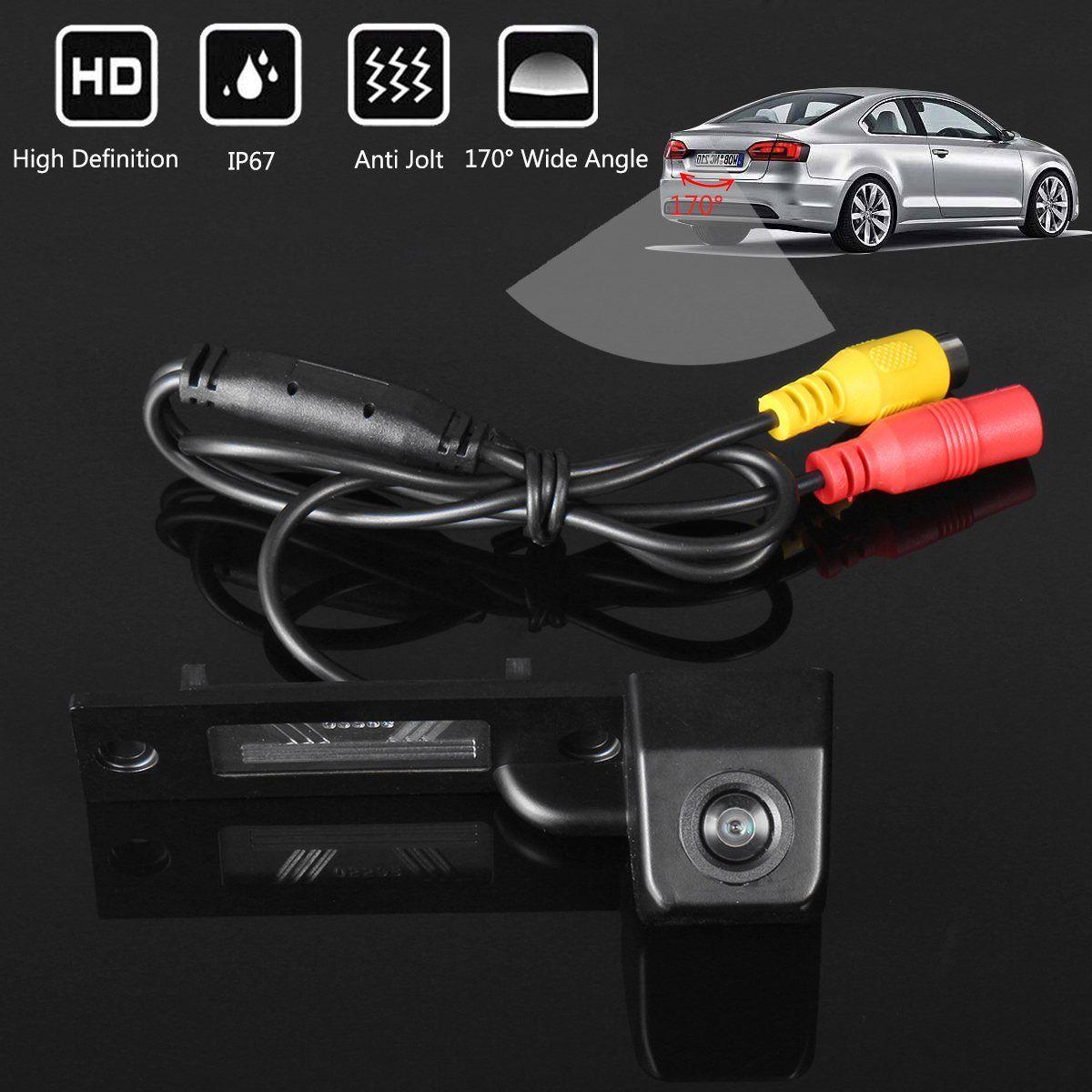 KROAK For VW/Transporter T5 T30 For Caddy/Passat 3B For Touran/Jetta Car CCD Rear View Cemara Reverse Backup Camera