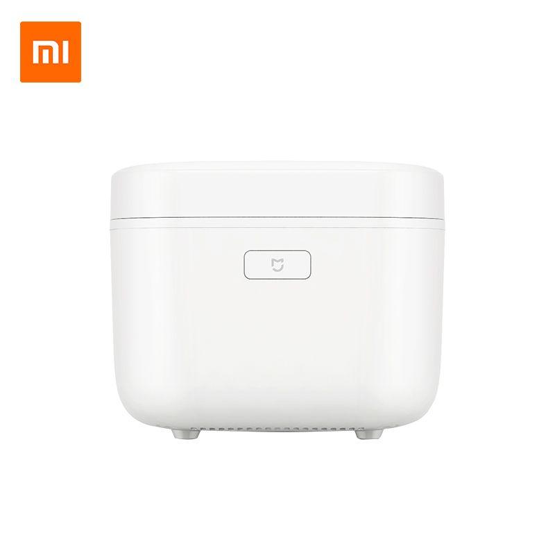 Xiaomi IH smart elektrischen reiskocher 3L gusseisen legierung IH heizung druck multicooker küche App WiFi steuer