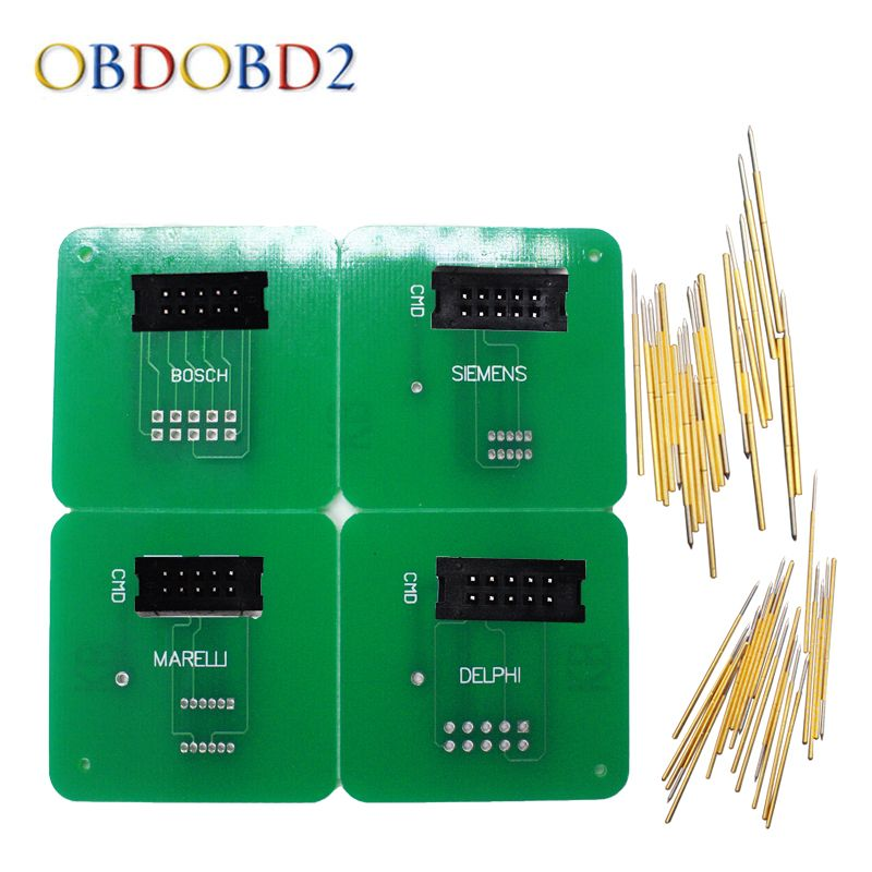 Best Quality BDM frame pin 40pcs needles, BDM FRAME Adapter+40pcs BDM Pin Work for BDM Frame Ktag K-tag Kess v2 ,BDM100 FGtech