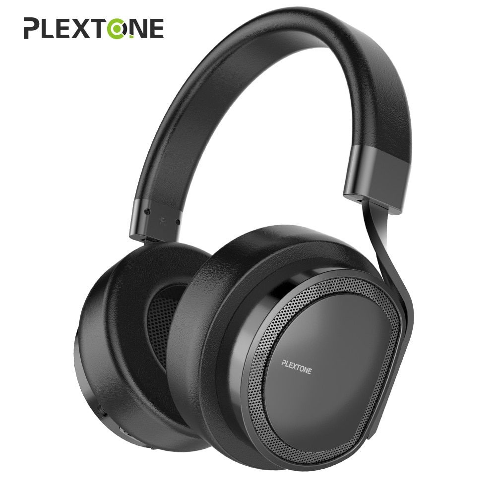 Plextone Wireless Headphone auriculares Bluetooth Headset with Mic For iPhone Xiaomi 8Gb Mp3 Player