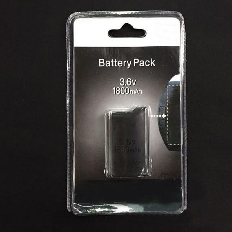 3.6V 1800mAh Rechargeable Battery Power Pack Replacement for Sony PlayStation Portable PSP 1000 Console for PSP1000