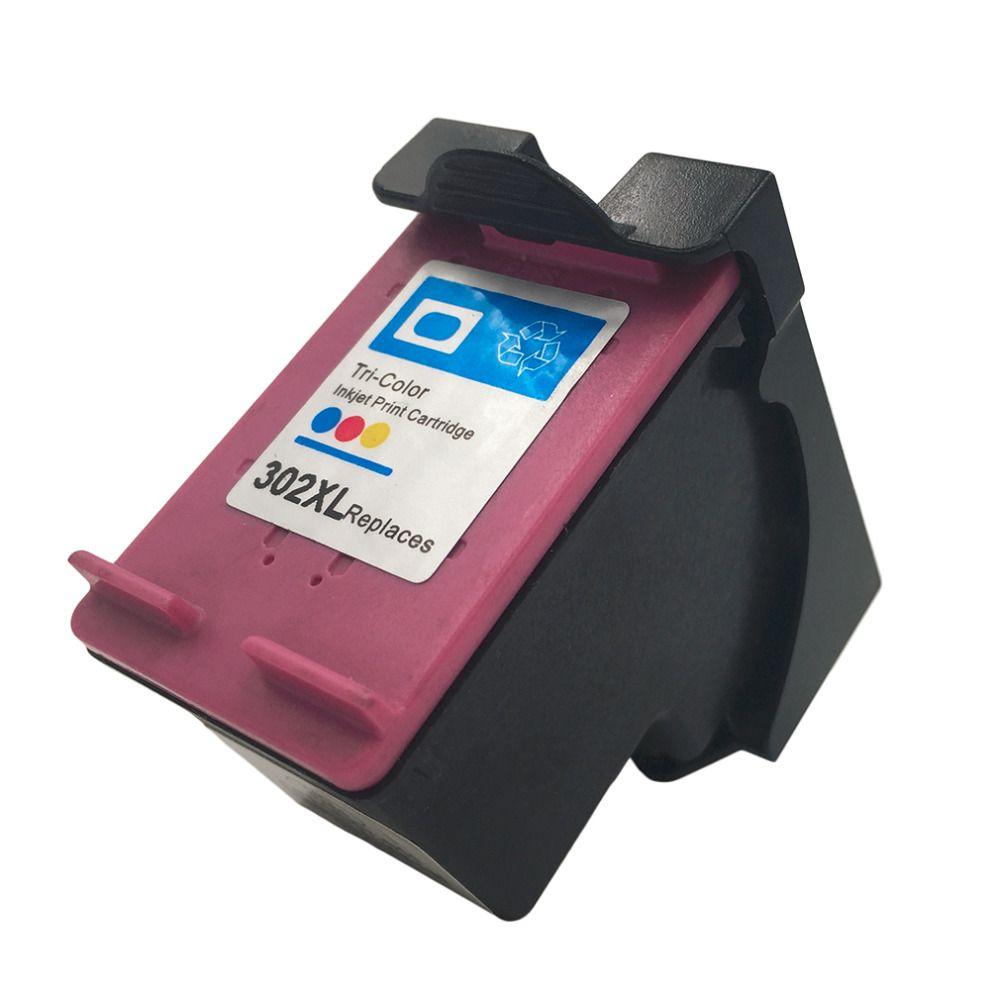 High quality Ink Cartridge for HP 302 FOR HP-302 FOR HP DESKJET 2130 1110 1115 2134 2135 3630 Envy 4520 4522 4523 4524