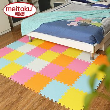 Meitoku baby Play Mat,EVA Foam Children