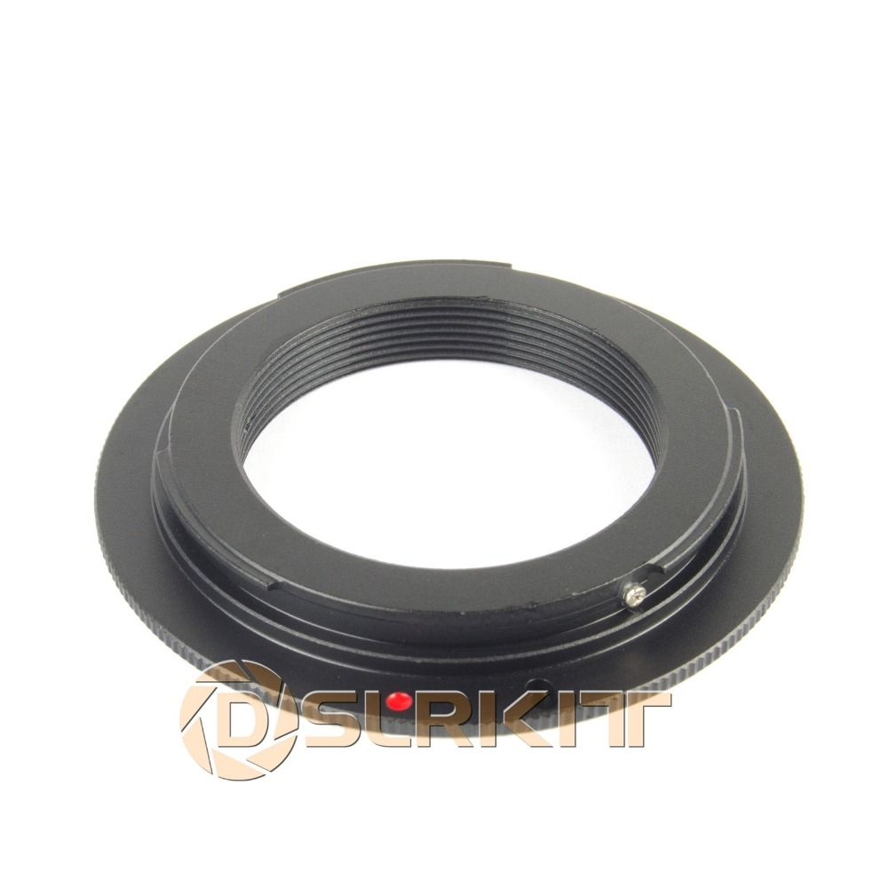 Lens Adapter Ring for M39 Lens and Canon EF EF-S Adapter 7D 50D 550D T2i 500D