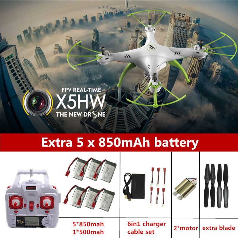 Original RC Drone Syma X5SW X5C RC Helicopter 2.4G Upgrade Syma X5HW Drone With Camera Rc Quadcopter Drones With Camera HD Dron