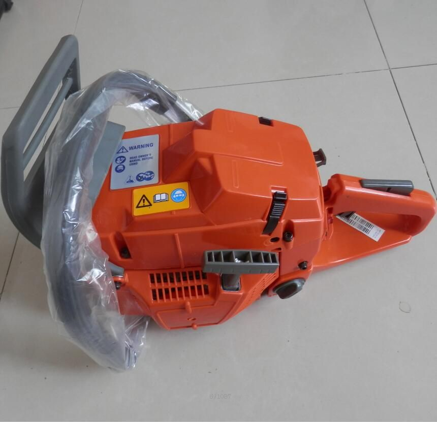372 BARE GASOLINE CHAINSAW W/N GUIDE BAR & CHAIN 72cc 2 STROKE HORSE POWER STROMG OEM NEUTRAL PETROL CHAIN SAW